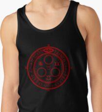 Camisetas de tirantes para hombre Silent Hill - Emblema (El halo del sol)