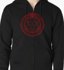 Silent Hill - Emblem (The Halo of the Sun) Zipped Hoodie