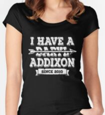 I have a Daryl Addixon since 2010 Women's Fitted Scoop T-Shirt