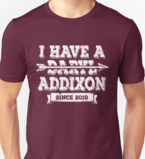 I have a Daryl Addixon since 2010 T-Shirt