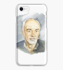 Sir Thomas Sean Connery iPhone Case/Skin