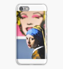 Icons meeting  iPhone Case/Skin