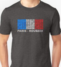 Paris - Roubaix. The Hell of the North Unisex T-Shirt