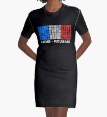 Paris - Roubaix. Die Hölle des Nordens T-Shirt Kleid