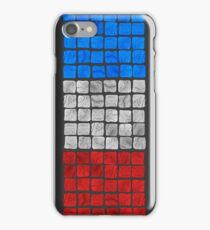 Paris - Roubaix. The Hell of the North iPhone Case/Skin
