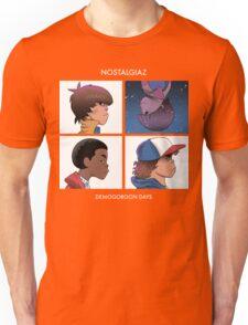 Stranger Things Nostalgiaz Unisex T-Shirt