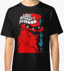 leon russell Classic T-Shirt