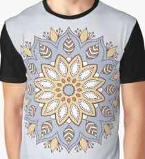 Vector ornamental mandala.  Graphic T-Shirt