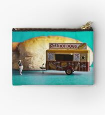 Several definitions of extra large! Studio Pouch