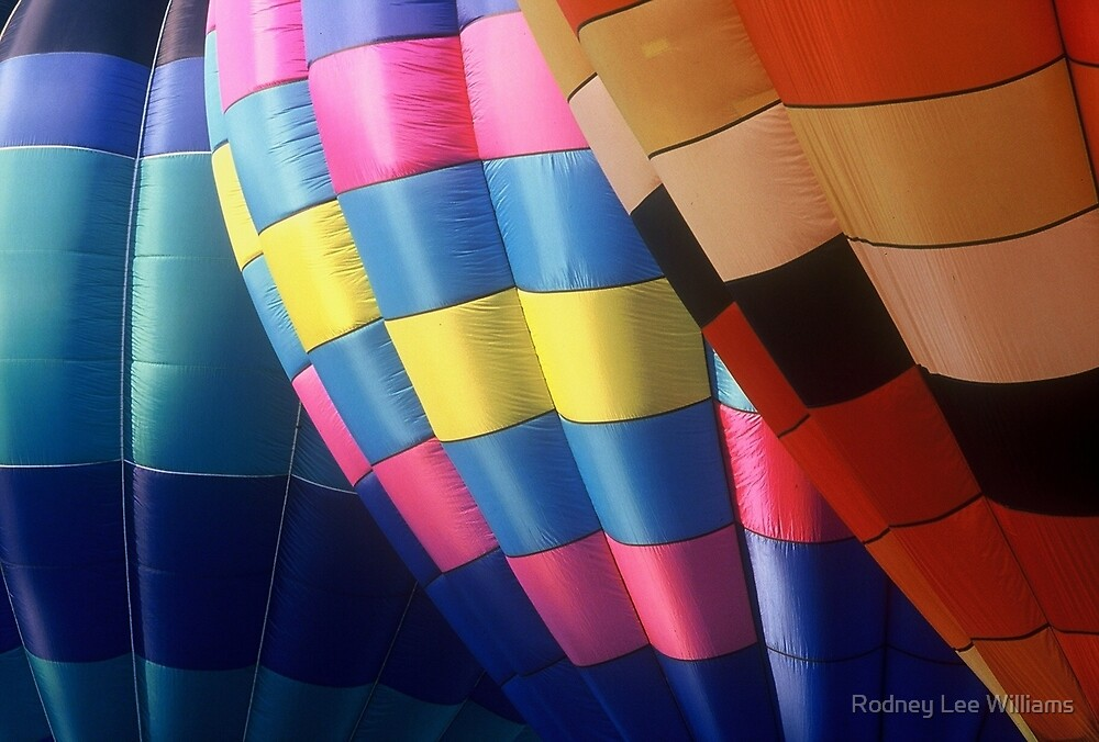 Balloon Patterns by Rodney Lee Williams