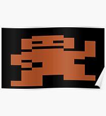Donkey Kong Atari 2600 Poster