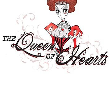 Queen of Hearts - Alive In Wonderland by Playmate