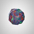 Color Crystal I von thomasrichter