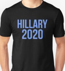 Hillary Clinton for President 2020 Election T-Shirt
