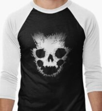 Emile Skull - Halo Reach Design Men's Baseball ¾ T-Shirt