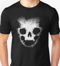 Emile Skull - Halo Reach Design T-Shirt
