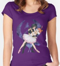 Swan Lake  Women's Fitted Scoop T-Shirt