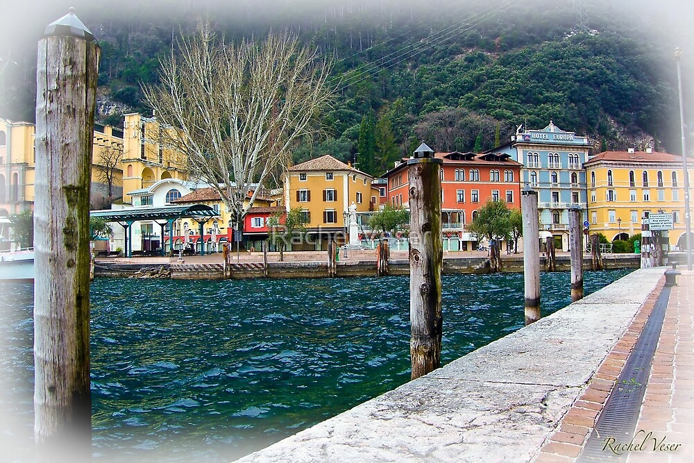 Riva Del Garda / Lake Garda / Italy (01) by Rachel Veser