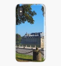 Chateau de Chantilly iPhone Case/Skin