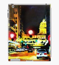 Capital in Crimson iPad Case/Skin