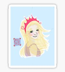 Historia - Summer Festival Queen Sticker