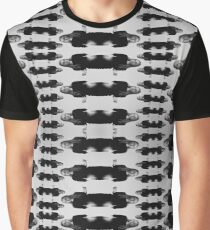 human pattern Graphic T-Shirt