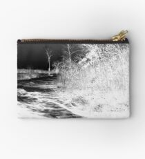 Icy Road Studio Pouch