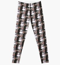 Burmese Mountain Dog Christmas Leggings