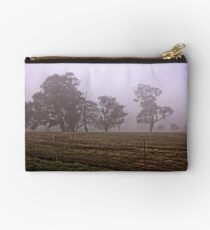 An early morning walk around Higgins Studio Pouch