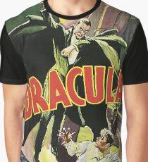 Dracula Graphic T-Shirt