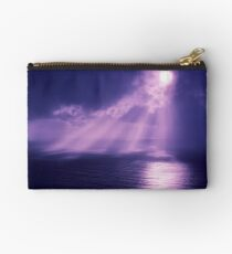 Sunrays Over the Ocean Studio Pouch