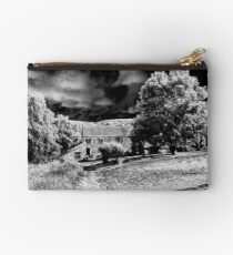 Country side in Trooz, Belgium Studio Pouch