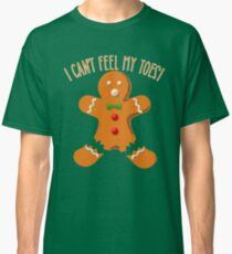 Funny Gingerbread Man Classic T-Shirt