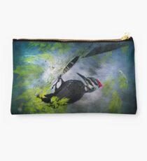 Pileated Woodpecker Studio Pouch