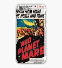 Red Planet Mars! iPhone Case/Skin