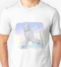 Is It Christmas Yeti Unisex T-Shirt
