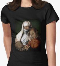 Saint Anne Admiring Christ Child T-Shirt