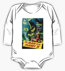 The Man From Planet X One Piece - Long Sleeve