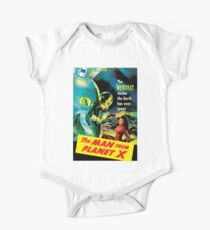The Man From Planet X One Piece - Short Sleeve