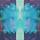 Iced Inverse Abstract by lollylocket