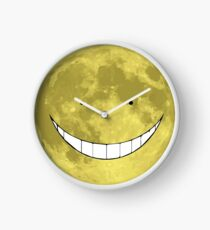 korosensei moon Clock
