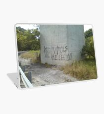 Anonymous We Are Legion Laptop Skin