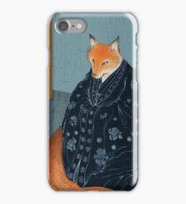 The Fox's Wedding iPhone Case/Skin