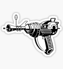 Raygun Cod Zombies  Sticker
