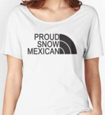 Proud Snow Mexican Women's Relaxed Fit T-Shirt