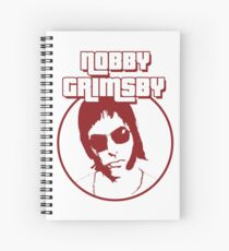 Nobby Grimsby Spiral Notebook