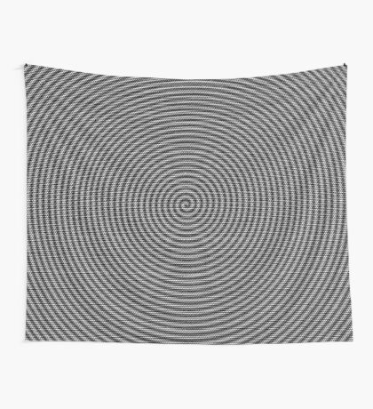 Spiral 003 Wall Tapestry
