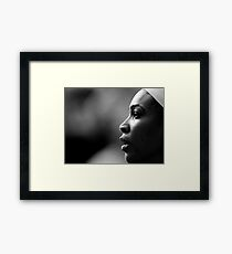 Serena Williams  Framed Print