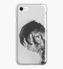Defragmentation iPhone Case/Skin