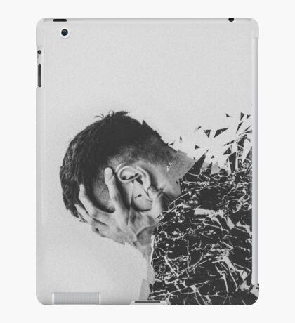 Defragmentation iPad Case/Skin